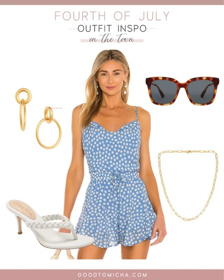 Outfit Inspo: Fourth of July on the town! http://liketk.it/3ii8p #liketkit @liketoknow.it #LTKstyletip #LTKfit #LTKUSA #outfitinspo