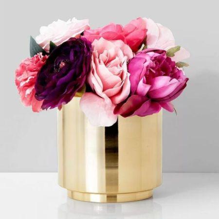 Gold vase #LTKunder50 #LTKunder100 #LTKhome http://liketk.it/3fFPP #liketkit @liketoknow.it