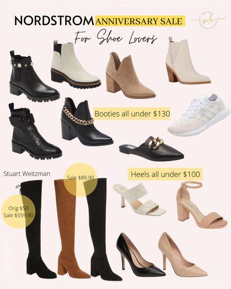 Nordstrom Sale Fall Shoes  #LTKsalealert #LTKunder100 #LTKshoecrush