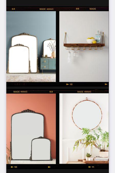 20% off of beautiful mirrors and wall storage!   #LTKsalealert #LTKhome