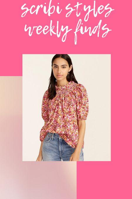 Floral dress  Fall dress  Activewear  Plaid top