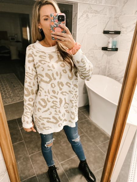Knitted Oversized Pullover Sweater Color: White/TTS/wearing a size S #ifounditonamazon #amazonfashion #amazonfinds #outfitoftheday #ootd #outfitideas #outfitinspo #amazonsweater #amazonfallfashion #amazonwinterfashion    http://liketk.it/3pOnq @liketoknow.it #liketkit #LTKSeasonal #LTKfit #LTKbeauty #LTKstyletip