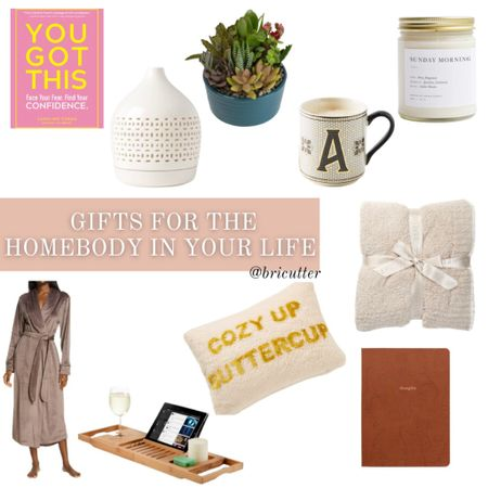 Because we all have a homebody in our lives, and they deserve gifts this holiday too!   #LTKHoliday #LTKunder50 #LTKGiftGuide