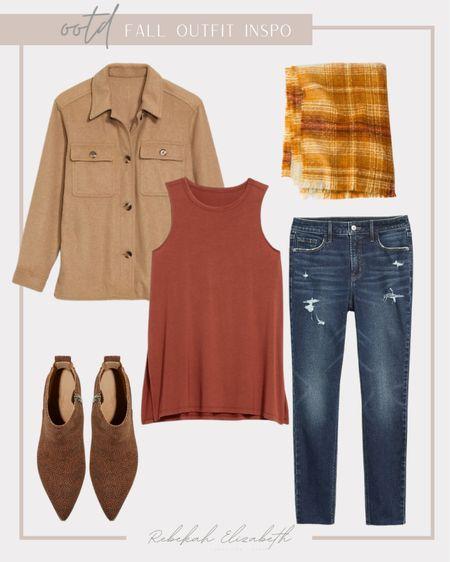 Plus size fall style inspo 🍂🍁 #rebekahelizstyle  #LTKcurves #LTKstyletip #LTKSeasonal