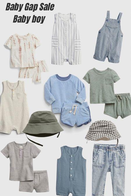 Up to 50% off baby gap!!! Boy choices! http://liketk.it/3gtGf #liketkit @liketoknow.it