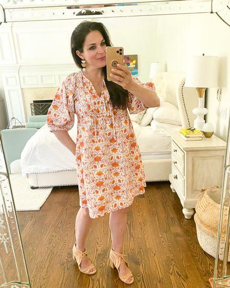 Summer dress outfit, target dresses  http://liketk.it/3fGfs #liketkit @liketoknow.it #LTKunder50