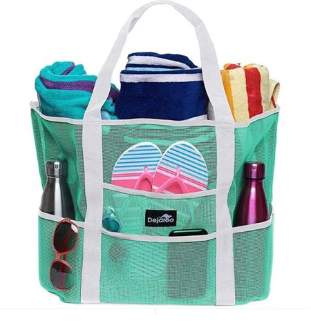 Beach bag with great ratings; love all the different compartments to keep things separate.    Comes in a bunch of colors        Beach vacation, beach bag, amazon finds, summer fashion, amazon fashion  #ltkswim #ltktravel #ltkkids #ltkfamily  #liketkit #ltkseasonal   #LTKitbag #LTKunder50 #LTKstyletip #LTKtravel #LTKitbag #LTKunder50