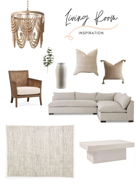 Living room home decor and furniture inspo! It's mood board Sunday and I'm here for it. Loving this neutral classy, yet comfortable living room design. You can shop this living room home decor directly: http://liketk.it/3cGd3 #liketkit @liketoknow.it @liketoknow.it.home #LTKhome #LTKstyletip #LTKfamily