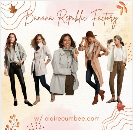 Banana republic work style Fall work outfi Trench coat Shacket Beige Work pants  Preppy style Prep Safari British   Follow my shop @clairecumbee on the @shop.LTK app to shop this post and get my exclusive app-only content!  #liketkit #LTKaustralia #LTKunder100 #LTKworkwear @shop.ltk http://liketk.it/3p878  #LTKcurves #LTKworkwear #LTKunder50