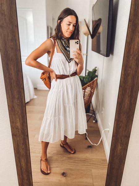 Use Natalie15 for 15% off the dress (runs big) and NATALIEB15 for 15% off your first Freda Salvador order.   #LTKstyletip #LTKsalealert