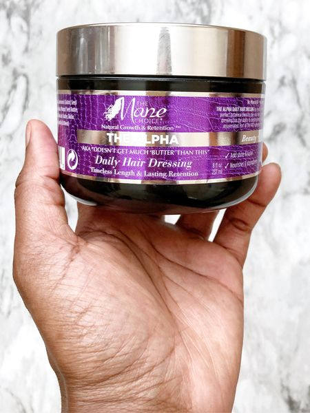 """The Mane Choice Doesn't Get Much """"Butter"""" Than This Daily Hair Dressing  #LTKbeauty"""