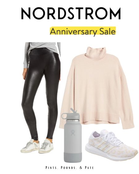 Athleisure finds from the #nsale! How amazing are these Spanx leggings? Definitely a fall must-have from #nordstrom   #LTKfit #LTKtravel #LTKsalealert