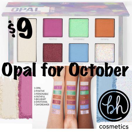 NEW BH Cosmetics Opal for October Palette!   #LTKsalealert #LTKbeauty #LTKunder50