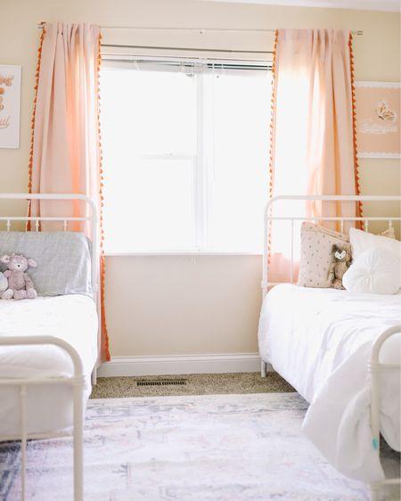 toddler girls room http://liketk.it/3iSPd #liketkit @liketoknow.it #LTKkids #LTKhome