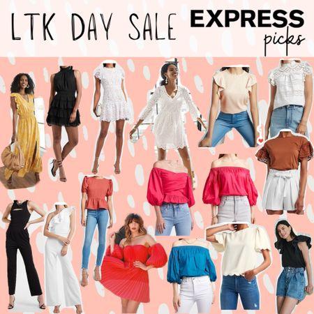 Express #LTKDaySale $10 off of $100!   #LTKDay #LTKsalealert #LTKstyletip