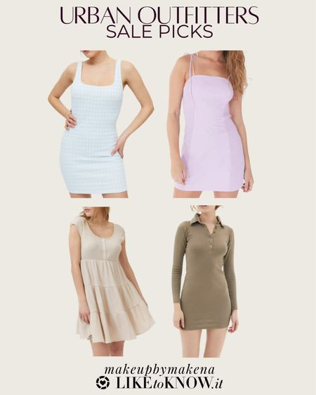 http://liketk.it/3gtGh #liketkit @liketoknow.it #LTKsalealert #LTKunder100 #LTKunder50 Urban Outfitters summer dresses from the Memorial Day sale