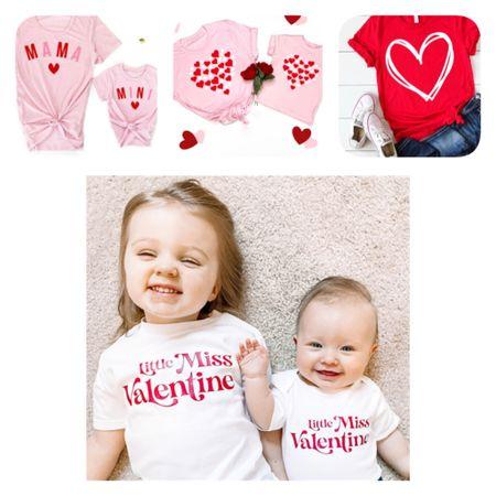 Cute valentines outfits💋 http://liketk.it/37rpW #liketkit @liketoknow.it #LTKVDay #LTKfamily #LTKkids @liketoknow.it.family