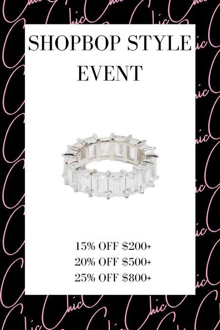 Shopbop Style Event  #LTKunder100 #LTKstyletip #LTKsalealert