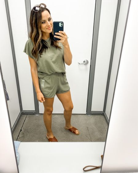 Loving this Free Assembly set from Walmart!! It comes in several colors! I think the red would be perfect for the 4th of July! I'm in a size small! http://liketk.it/3iMQA #liketkit @liketoknow.it #LTKunder50 #LTKsalealert #LTKstyletip