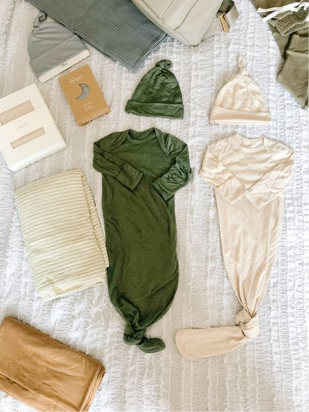 Newborn sleepers we currently can't live without! #sollybaby  #LTKkids #LTKbaby #LTKbump