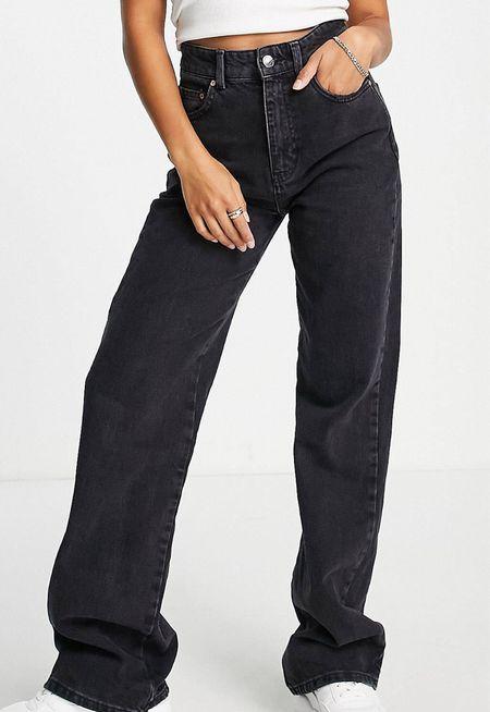 Dad jeans black #jeans #black #vintage  #LTKstyletip #LTKSeasonal #LTKbacktoschool
