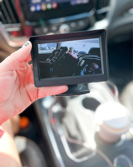 Car camera on sale for amazon prime day! http://liketk.it/3i6Ad #liketkit @liketoknow.it #LTKunder50 #LTKsalealert #LTKbaby