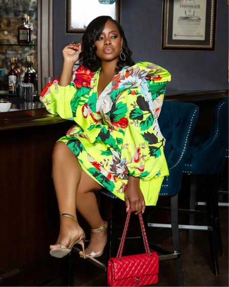 Christopher John Rogers x Target #blackdesigner   These pieces sold out quickly in stores. All hope is not lost. If you're still wanting the look, see below!     #LTKunder100