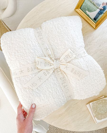 """This Barefoot Dreams Blanket is part of the Nordstrom Anniversary Sale 2021 and it comes in several colors 🤍 If you're looking to add a little cozy to your living room or bedroom this fall, this is a nice option from the Nordstrom Anniversary Sale home selection. 🍂   I'm linking more NSale 2021 picks for home decor, candles, and kitchen in the """"similar section."""" 🕯 My throw is the CozyChic blanket and it's under $100 at the sale.  To see more of my top picks for the Nordstrom Sale by category, visit natalieyerger.com or follow along here. xo!  ——————————————————————  Nsale  Best of nsale Nordstrom Sale home N sale  N sale picks Nsale sneak Nsale top picks NSale home decor NSale barefoot dreams NSale blanket NSale home  NSale home picks Nordstrom Anniversary Sale picks Nordstrom Anniversary Sale 2021 picks Nordstrom Anniversary Sale catalog Nsale lounge  #nordstrom #nordstromsale #nordstromanniversarysale #nordstromanniversarysale2021 #nsale #nsale2021 #nsale2021picks #nsalepicks #nsalehome #nsalehomedecor #nsalebarefootdreams #barefootdreams #barefootdreamsblanket #nsaleblanket"""