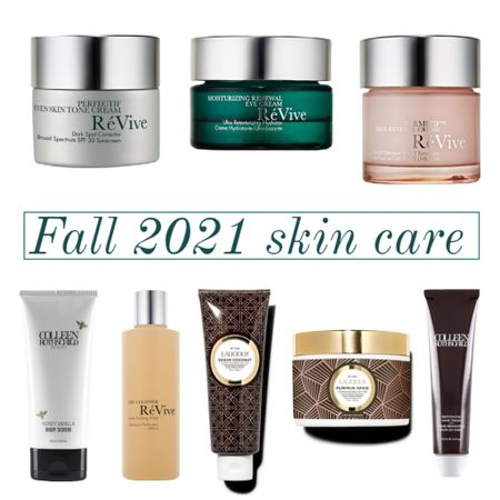 Fall skin care ❤️🍁  #LTKSeasonal #LTKGifts #LTKbeauty