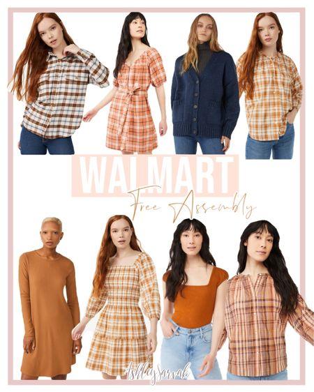 Walmart Free Assembly Fall Fashion  #LTKtravel #LTKstyletip #LTKSale