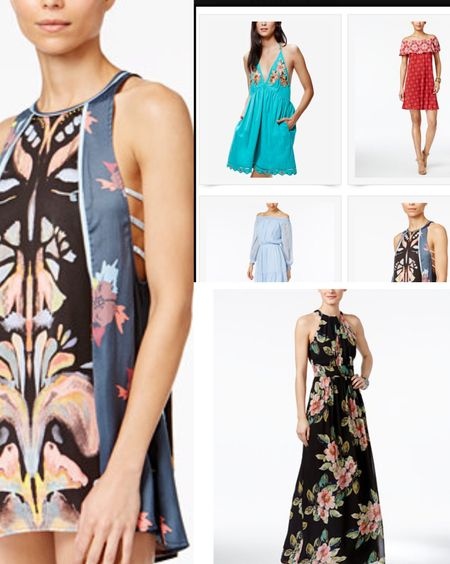 SPRInG 🌺 Into SALES Dresses 👗!! Spring fashion at @macys at a discount! Loving this sale! Best way to finish the weekend! Here are some of my fave looks! 😍💁 http://liketk.it/2rd6h                 #liketkit @liketoknow.it Don't forget! Screenshot or 'like' this pic to shop the product details from the new LIKEtoKNOW.it app, available now from the App Store!