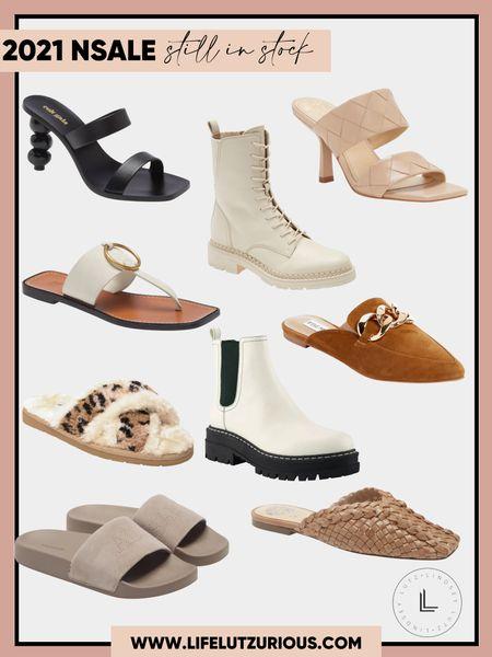 Shoes still in stock from the Nordstrom sale! #nsale #heels #sandals #boots  #LTKshoecrush #LTKsalealert