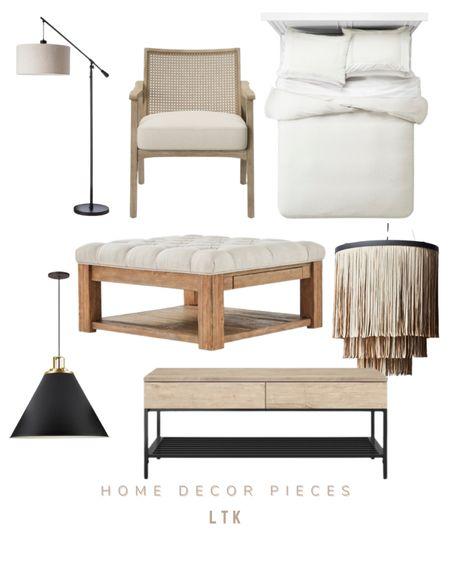 Home decor pieces furniture   #LTKunder100 #LTKhome #LTKunder50