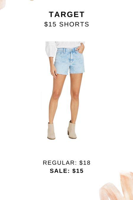 Target Shorts on sale! #LTKsalealert #liketkit @liketoknow.it http://liketk.it/3hWxA
