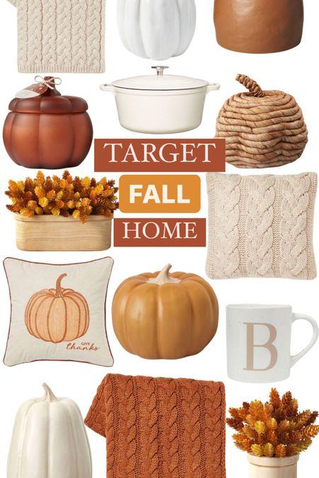 Target fall home decor finds  #target #fall #laurabeverlin   #LTKunder50 #LTKsalealert #LTKhome