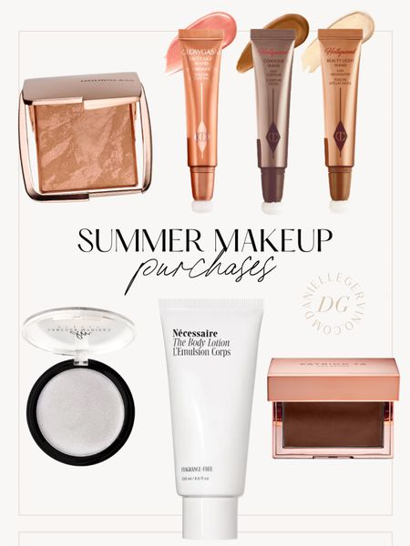 Summer makeup & skincare purchases • http://liketk.it/3hbgs @liketoknow.it #liketkit