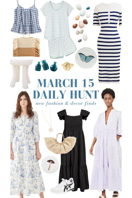 A handful of my March 15 finds! Shop them all on the Daily Hunt page of KatieConsiders.com @liketoknow.it #liketkit http://liketk.it/3ax3J