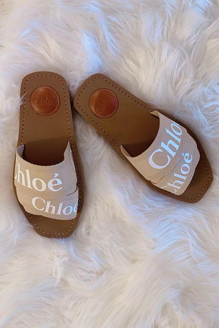 My favorite new Chloe sandals. So comfortable and stylish at the same time 💕 #LTKspring #LTKSummer  #LTKSeasonal #LTKshoecrush
