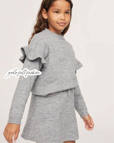 Girls fall fashion   #LTKSeasonal #LTKkids