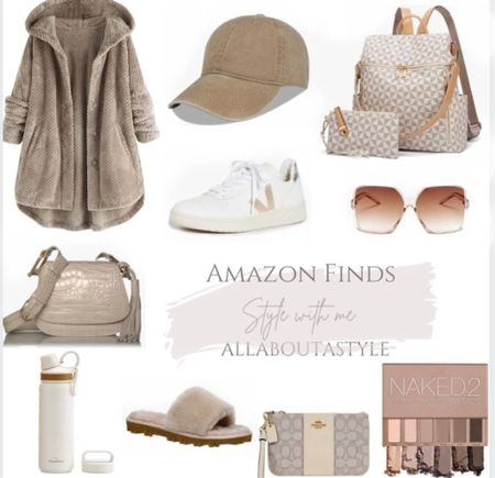 Current Amazon Favorites Current #Amazon favorites #amazon #fashion #fall #sneakers #makeup #slippers #backpack  Follow my shop @allaboutastyle on the @shop.LTK app to shop this post and get my exclusive app-only content!  #liketkit  @shop.ltk http://liketk.it/3q6fC    #LTKHoliday #LTKGiftGuide #LTKSeasonal