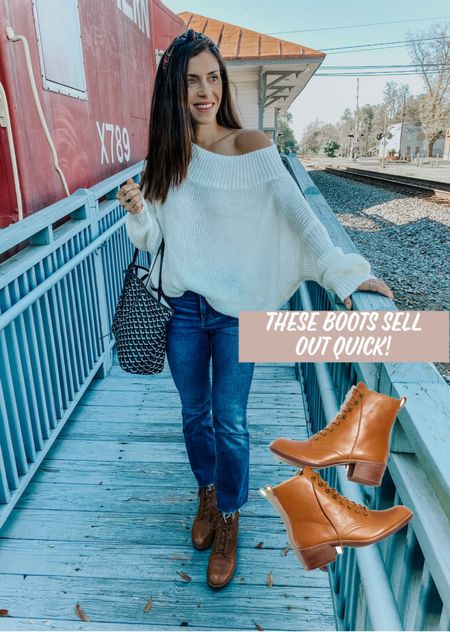 Sale, Madewell, fall outfit   #LTKshoecrush #LTKsalealert #LTKGiftGuide