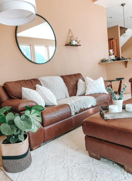 Living room decor. Home decor. Budget friendly home decor.   #LTKunder50 #LTKhome #LTKfamily