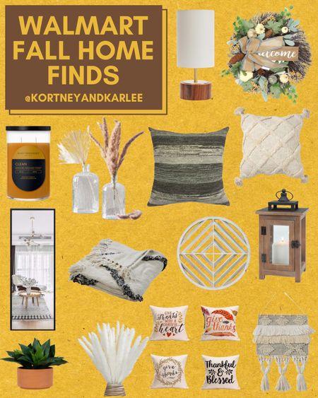 Walmart Fall Home Finds!!  Walmart home decor | walmart decor | walmart home finds | walmart home favorites | Walmart home decor favorites | new Walmart home decor | Walmart fall home decor | fall home decor | fall home decor from Walmart | Kortney and Karlee | #Kortneyandkarlee #LTKunder50 #LTKunder100 #LTKsalealert #LTKstyletip #LTKSeasonal #LTKhome @liketoknow.it #liketkit