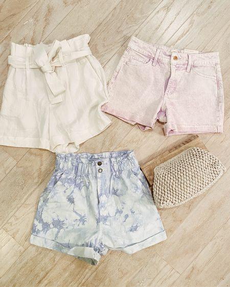 Target summer shorts. Love the tie dye shorts all under $30  http://liketk.it/3eHVa #liketkit @liketoknow.it #LTKunder50 #LTKstyletip #LTKitbag