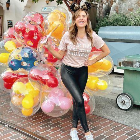 Spanx and Nikes for Disney day   #LTKshoecrush #LTKunder100