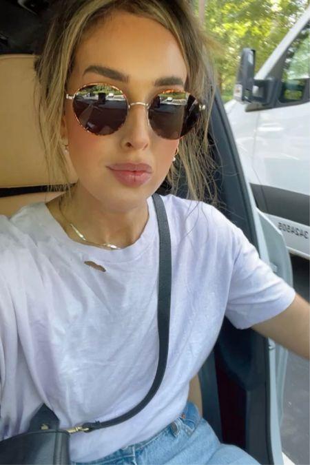 OOTD, Summer Styles, Sunglasses http://liketk.it/3k5T8 #liketkit @liketoknow.it