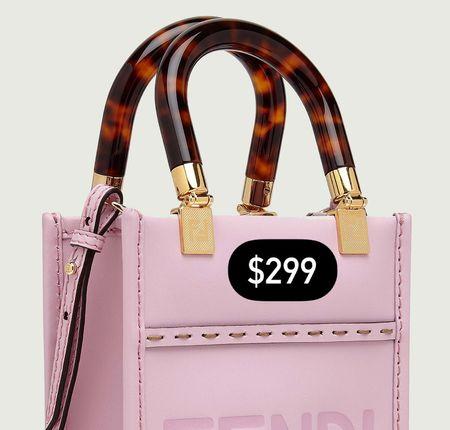 Fendi summer bags pink   #LTKitbag #LTKSeasonal #LTKeurope