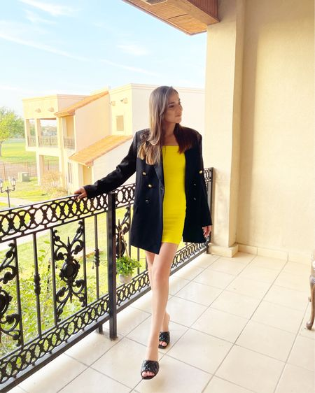 What a wonderful thought it is that some of the best days haven't even happened yet 💛💛💛🌼🌸🌸🌼 #nogroundcontrol #herveleger #whalesbonner http://liketk.it/3bQKp #liketkit @liketoknow.it #LTKunder100 #LTKsalealert #LTKSpringSale @liketoknow.it.home @liketoknow.it.family @liketoknow.it.europe @liketoknow.it.brasil