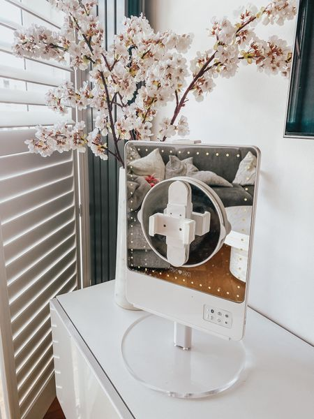 riki mirror, light up mirror, nsale, Nordstrom sale 🤍   #LTKbeauty #LTKsalealert