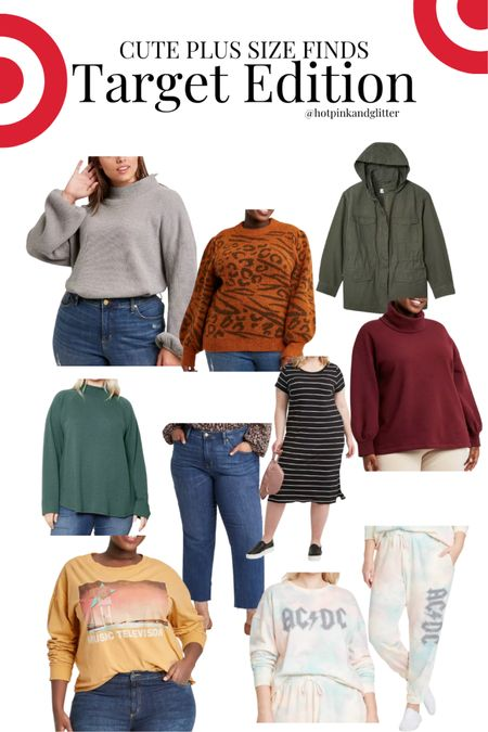 Some of the hottest and cutest adorable plus size looks I am LOVING from target right now!   #LTKcurves #LTKunder50